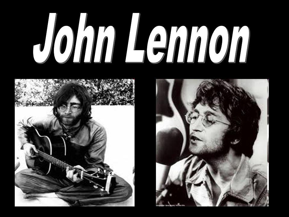 Γεννήθηκε το 1940 και πέθανε το 1980 Ήταν Άγγλος μουσικός, ερμήνευε ροκ μουσική μαζί με το συγκροτήμα των Beatles.