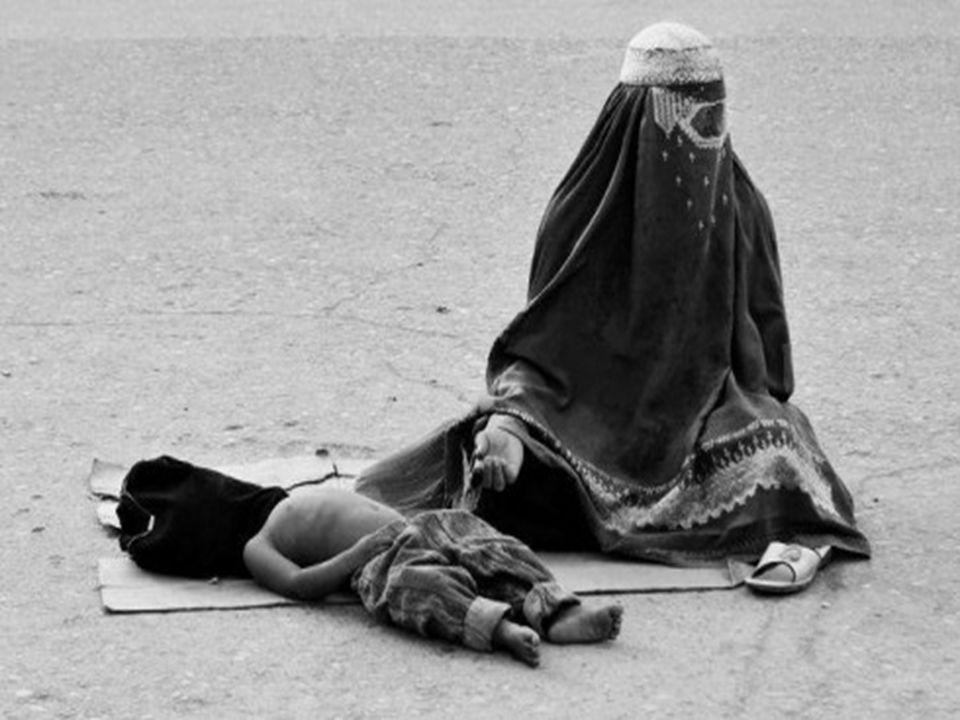 Σε απόγνωση πολλές γυναίκες αυτοκτονούν. Αυτό είναι πολύ κοινό με τις χήρες, δεδομένου ότι χωρίς τον σύζυγό τους, δεν επιτρέπεται να βγουν και δεν επι