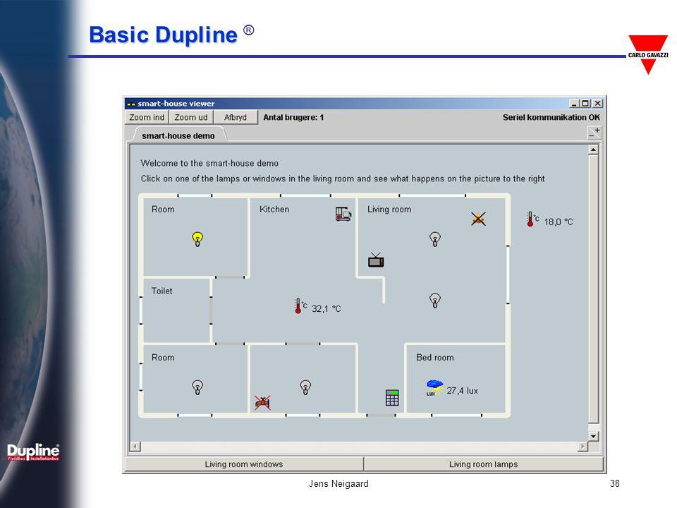 Basic Dupline Basic Dupline ® Jens Neigaard38
