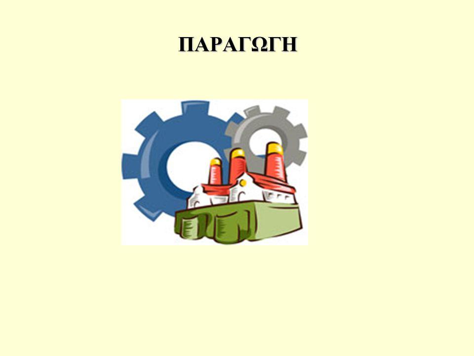 •Καταχωρούμε ετήσιες προβλέψεις (ανά μήνα) για τα δυο καλώδια (τελικά προϊόντα) •Τρέχουμε το πρόγραμμα παραγωγής για τη δημιουργία πλάνου χρονοπρογραμματισμού (MPS) και αναγκών σε υλικά (MRP) •Εκτελούμε την εφαρμογή των δυναμικών μηνυμάτων ώστε να δημιουργηθούν ανάγκες υλικών και προγραμματισμένες εντολές παραγωγής •Παρατηρούμε τις φορτίσεις των πόρων και όπου υπάρχουν υπερβάσεις: 1.Χαρακτηρίζουμε τον πόρο σαν κρίσιμο (οπότε, εφ' όσον απαγορεύονται υπερβάσεις, η παραγωγή επεκτείνεται χρονικά προς τα πίσω σε προηγούμενες χρονιές) και 2.Αυξάνουμε τον αριθμό των βαρδιών στους πόρους ώστε να υπάρχει επάρκεια δυναμικότητας ΕΤΗΣΙΟ ΣΕΝΑΡΙΟ ΠΑΡΑΓΩΓΗΣ
