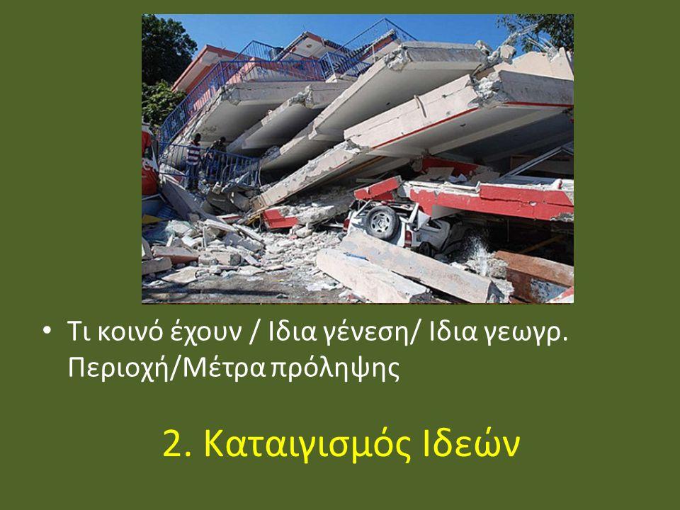 Συμπεριφορά κτιρίων σε σεισμό VIDEO
