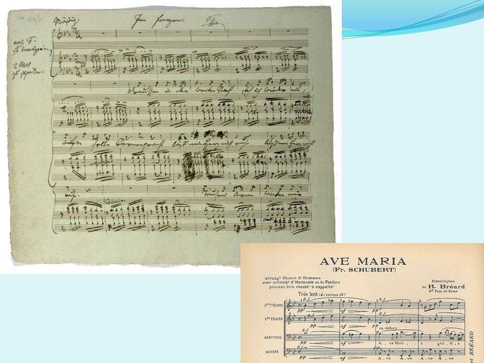 ↑ Σονάτα για πιάνο σε Σι ύφεση μείζονα, D 960.