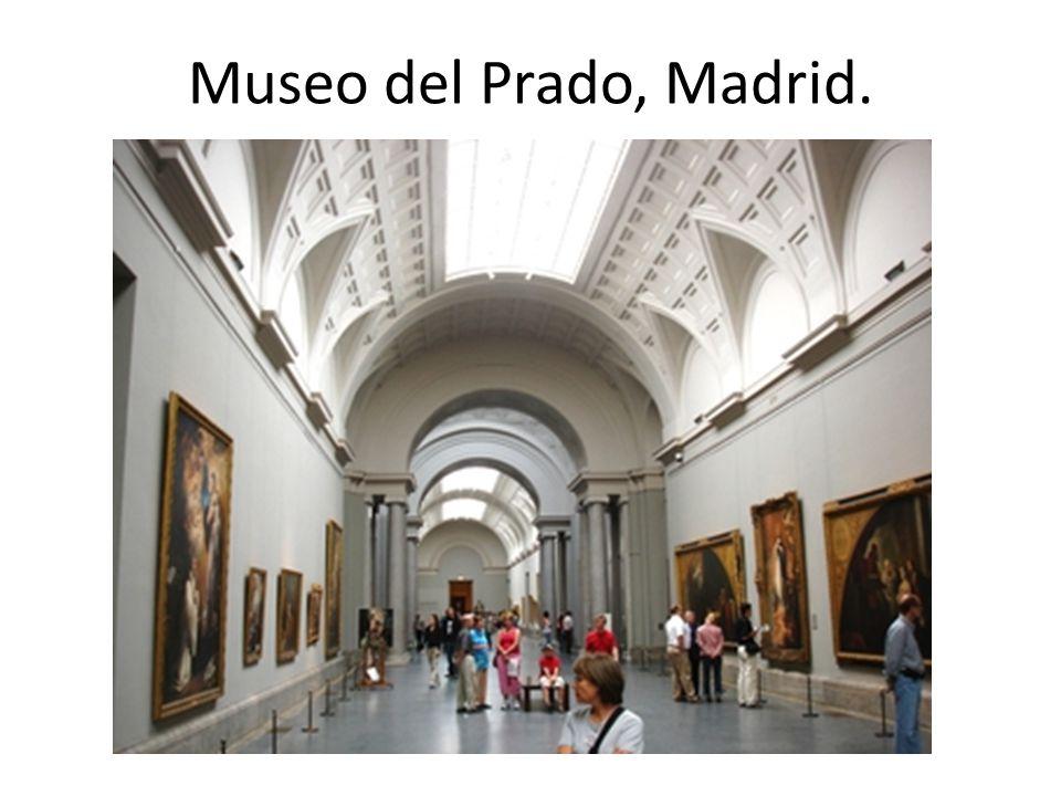 Μuseo del Prado, Madrid.