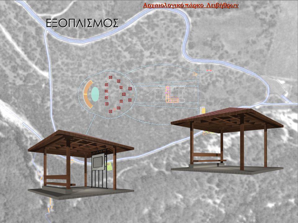 ΕΞΟΠΛΙΣΜΟΣ ΕΞΟΠΛΙΣΜΟΣ Αρχαιολογικό πάρκο Λειβήθρων