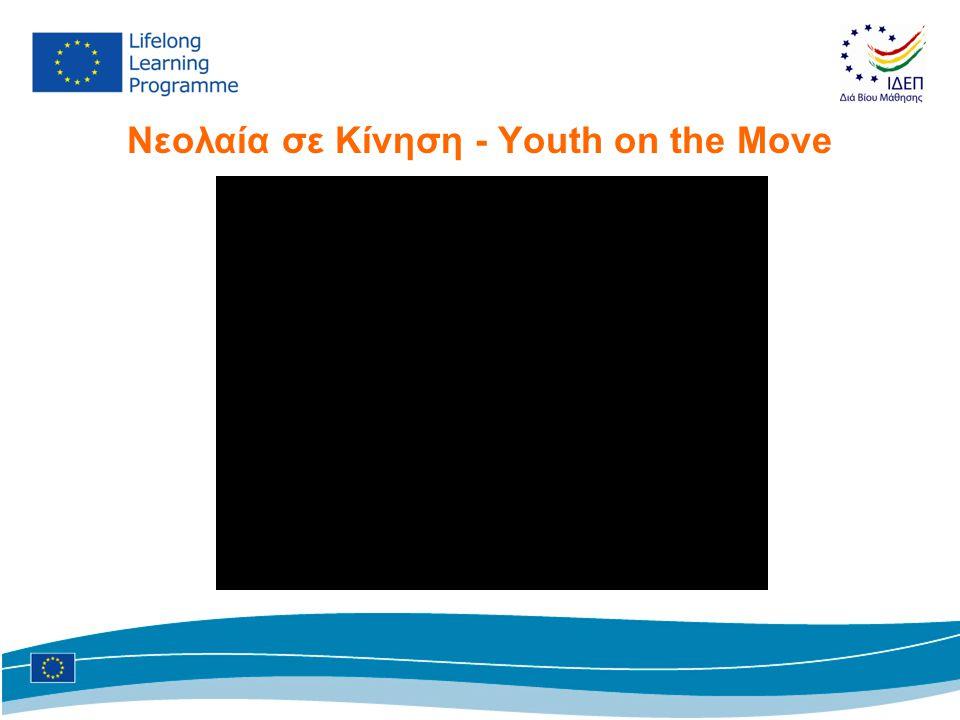 Νεολαία σε Kίνηση - Youth on the Move