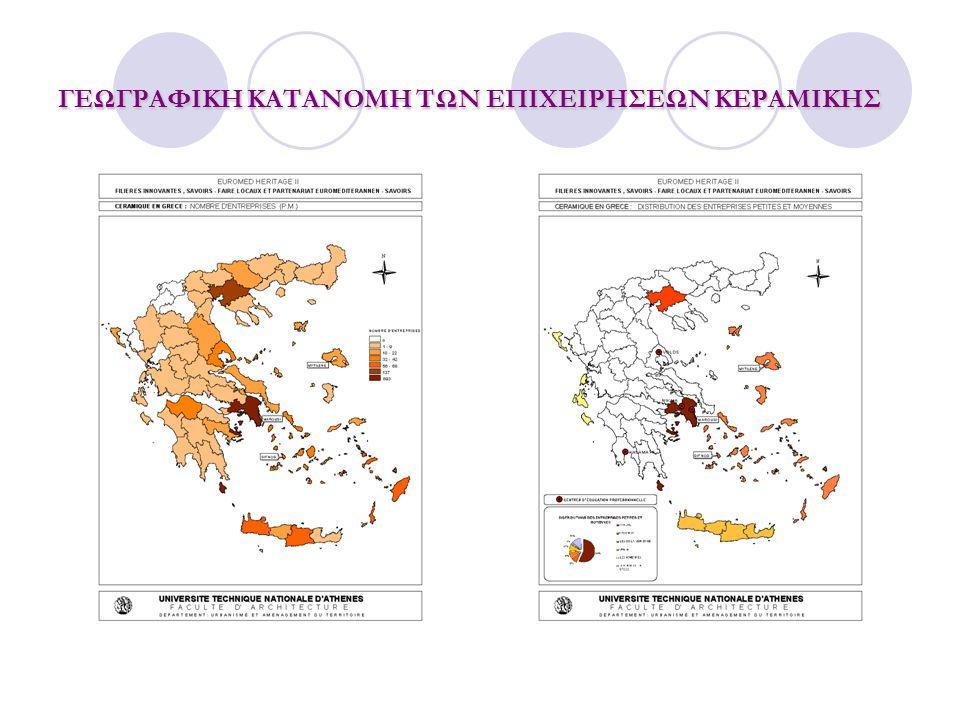 ΔΙΑΔΙΚΑΣΙΑ ΠΑΡΑΓΩΓΗΣ ΚΕΡΑΜΙΚΩΝ ΠΡΟΪΟΝΤΩΝ