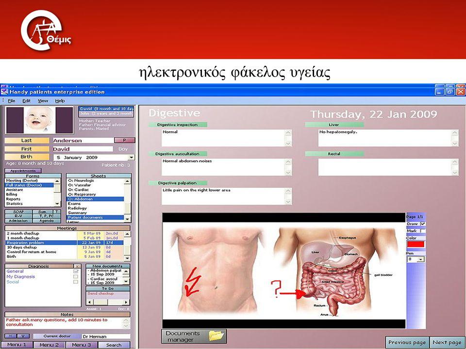 η λειτουργία της ηλεκτρονικής συνταγογράφησης στην Ελλάδα βάσει του ν.3892/2010