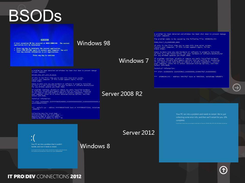 BSODs: Troubleshooting Εγκατάσταση του WinDbg μέσω του Windows SDK Ρυθμίζουμε τον WinDbg να επικοινωνεί με τον Symbol Server της Microsoft και να διατηρεί μια cache σε φάκελο της επιλογής μας