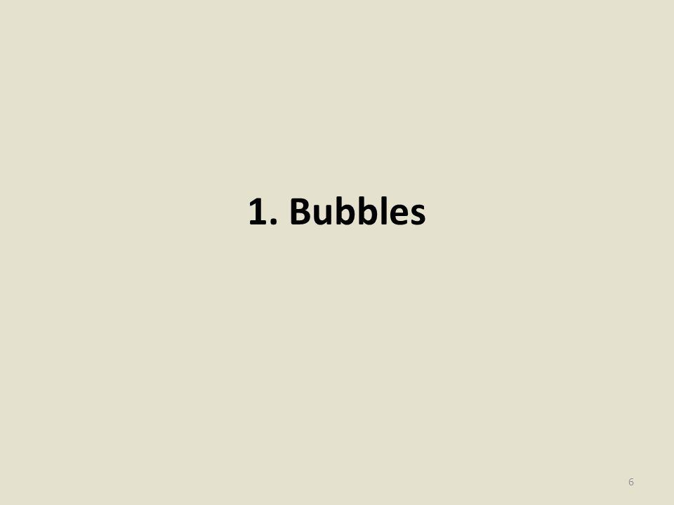 1. Bubbles 6