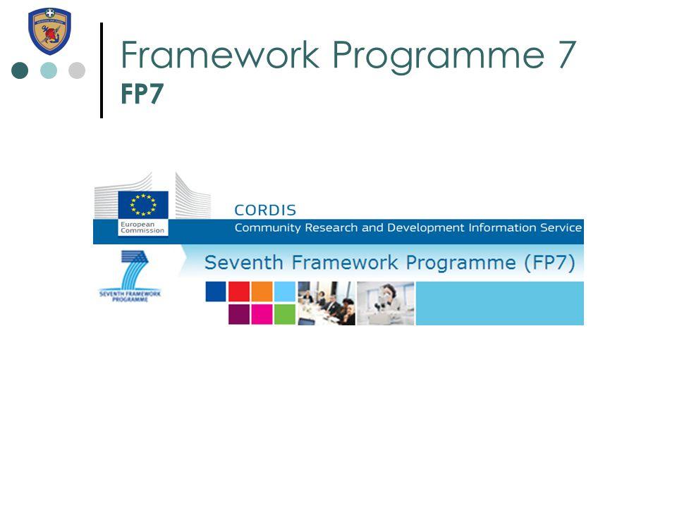 Framework Programme 7 FP7