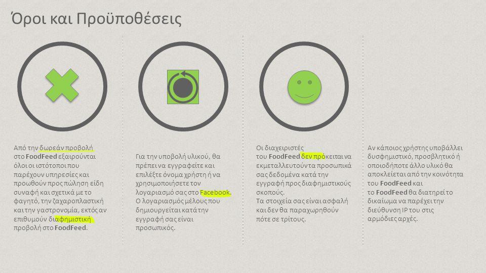 Επικοινωνία Facebook linkTwitter link Tel:694 24 65 670 Fax:211 8000 836 E-Mail: info@foodfeed.gr