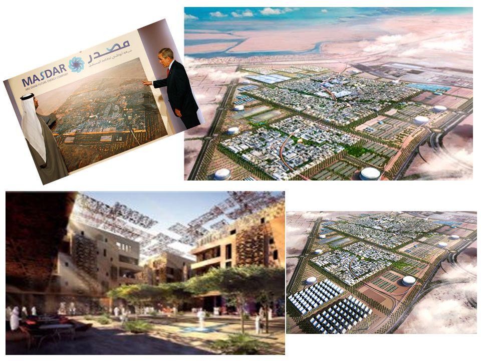 Από την κατασκευή σπιρτοκατασκευήςε μιας οικολογικής πόλης