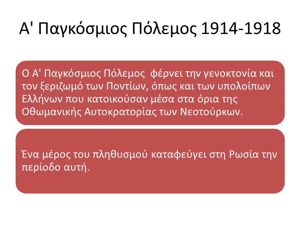 Βιβλίο για τις Ελληνικές εγκαταστάσεις στη Ρωσία και τη Σοβιετική Ένωση