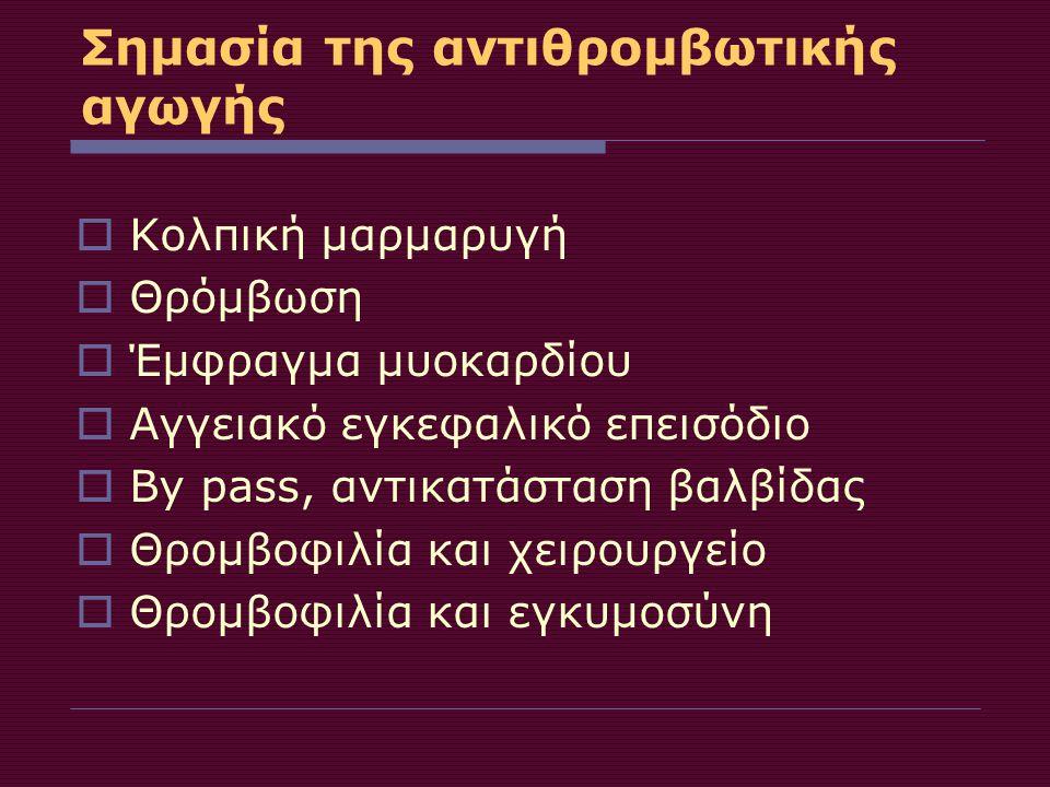 Διπυριδαμόλη - Persantin  Αναστολέας της φωσφοδιεστεράσης.