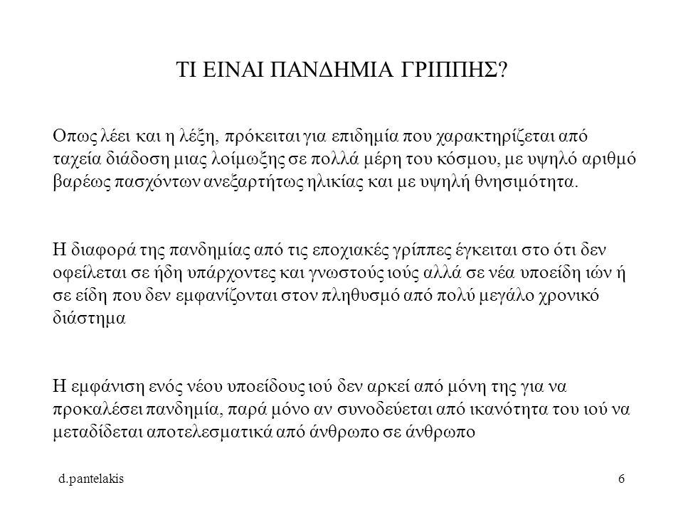 d.pantelakis7 ΤΙ ΕΙΝΑΙ ΟΙ ΦΑΣΕΙΣ 4,5,6 ΚΙΝΔΥΝΟΥ ΠΑΝΔΗΜΙΑΣ.