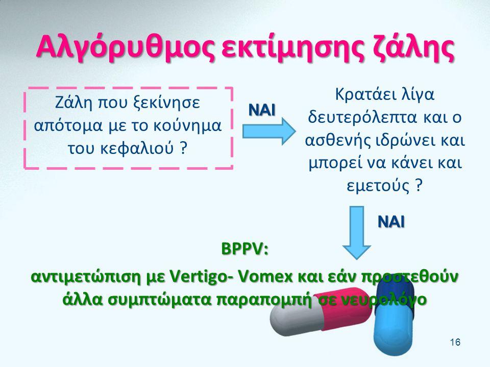 Νόσος Meniere: •Υποτροπιάζοντας αυτόματο επεισοδιακός ίλιγγος •Αυξομειούμενη βαρηκοΐα •Εμβοές •100-200 περιστατικά/ 100.000 πληθυσμό •7-20% γενετική π