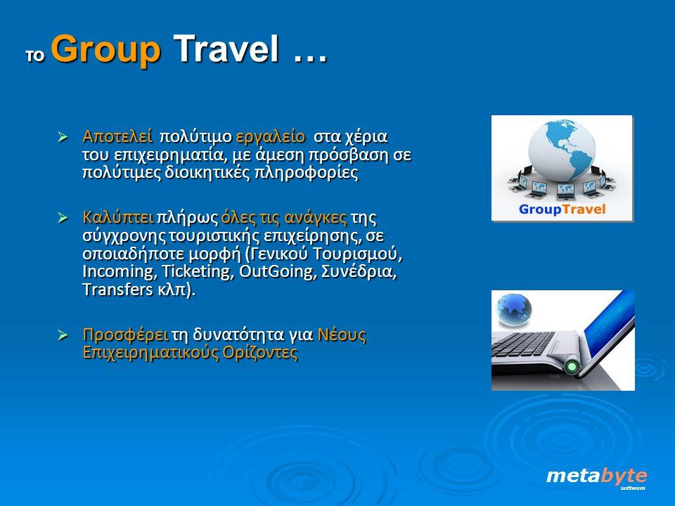 Πελάτης – Κινήσεις metabyte software Μέσα στην καρτέλα του πελάτη, υπάρχει άμεση πρόσβαση στις οικονομικές του κινήσεις, με ενημέρωση λογιστικού και γενικού υπολοίπου.