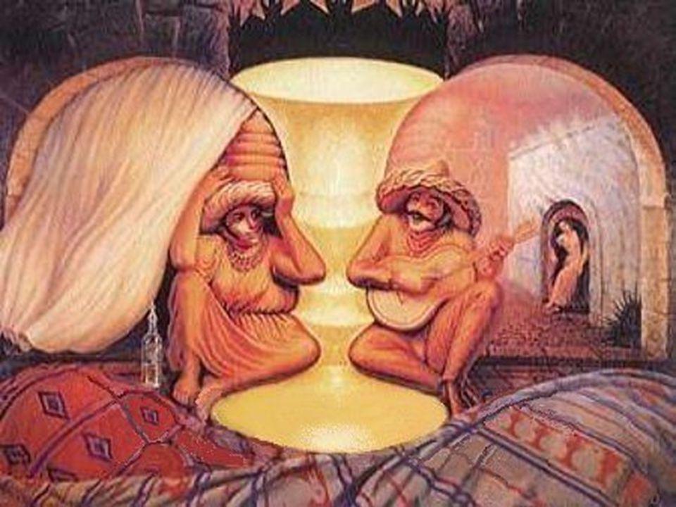 Κοίταξε την εικόνα αυτή προσεκτικά.Τι βλέπεις; Διάβασε παρακάτω για να δεις τι είδες πραγματικά .