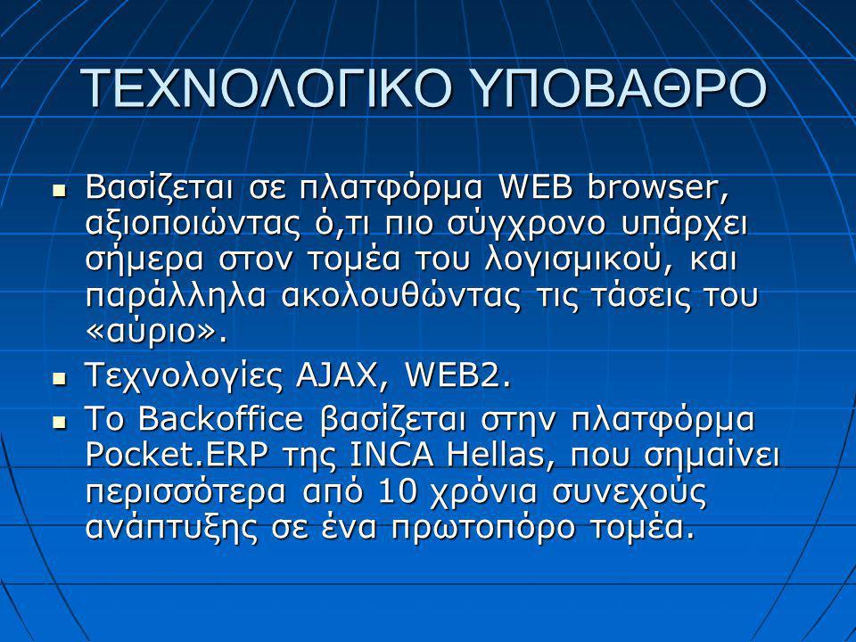 Backoffice
