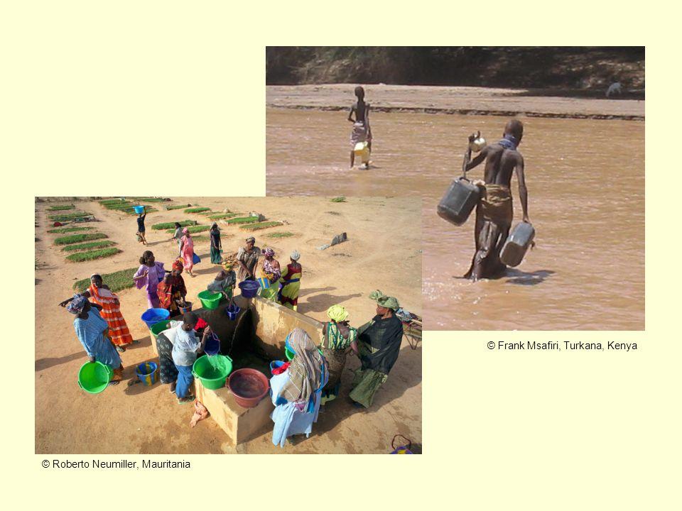 © Frank Msafiri, Turkana, Kenya © Roberto Neumiller, Mauritania