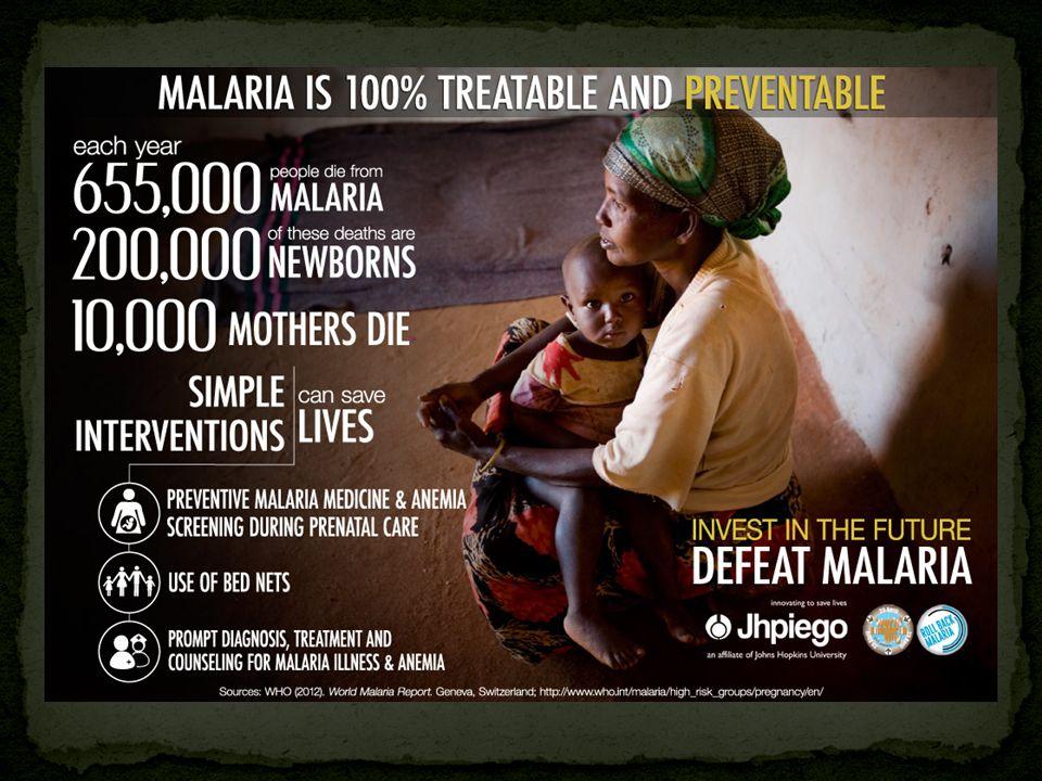 Στην Αφρική, κάθε λεπτό ένα παιδί πεθαίνει από ελονοσία