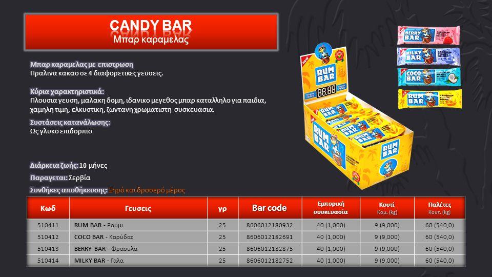 65,0 ΥδατάνΘρακες g 1,8 Πρωτεΐνες g 357,4 Ενέργεια kcal 1494,0 Ενέργεια kJ 8,9 Λιπαρά g Ανά 100γρ