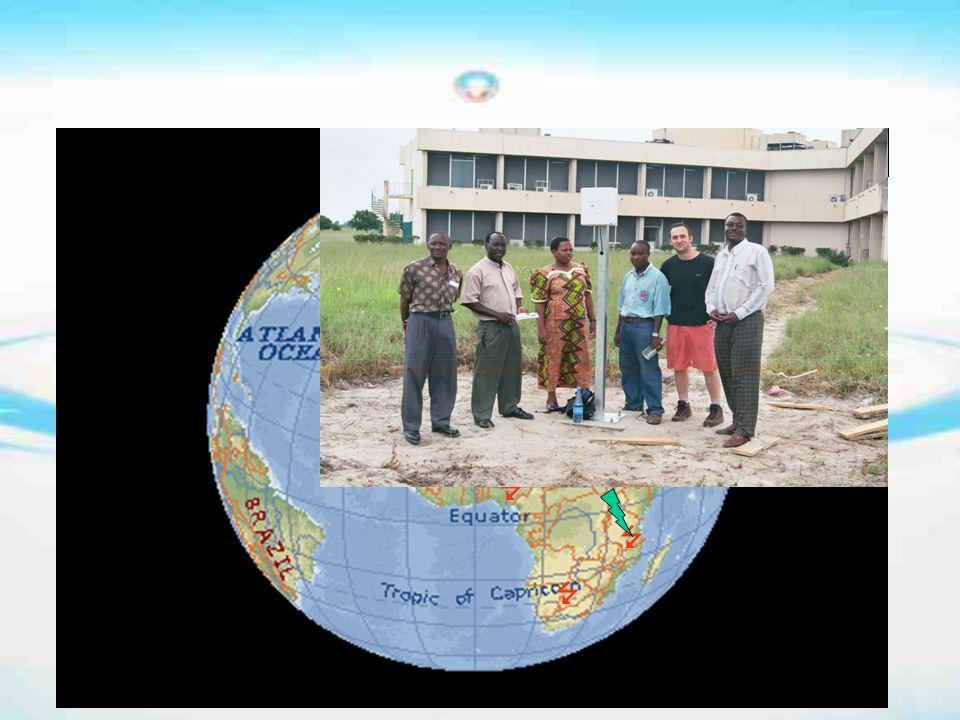 •Το 2003, το δίκτυο Δίας γίνεται το πρώτο δίκτυο ανίχνευσης κεραυνών στο κόσμο που έχει την δυνατότητα να εντοπίζει κευρανική δραστηριότητα πάνω απο την Αφρική, τον Ατλαντικό, την Ευρώπη κσι την Νότια Αμερική (2006).