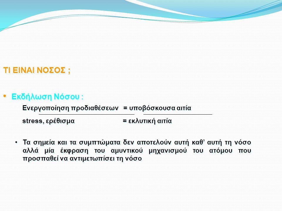 Παράδειγμα 3: Σε περίπτωση οξείας ελκονεκρωτικής ουλίτιδας όπου η συμπτωματολόγια είναι έντονη: 1.