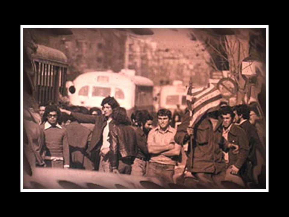 •Παρασκευή 16 Νοεμβρίου 1975 η εξέγερση φτάνει στο αποκορύφωμά της.