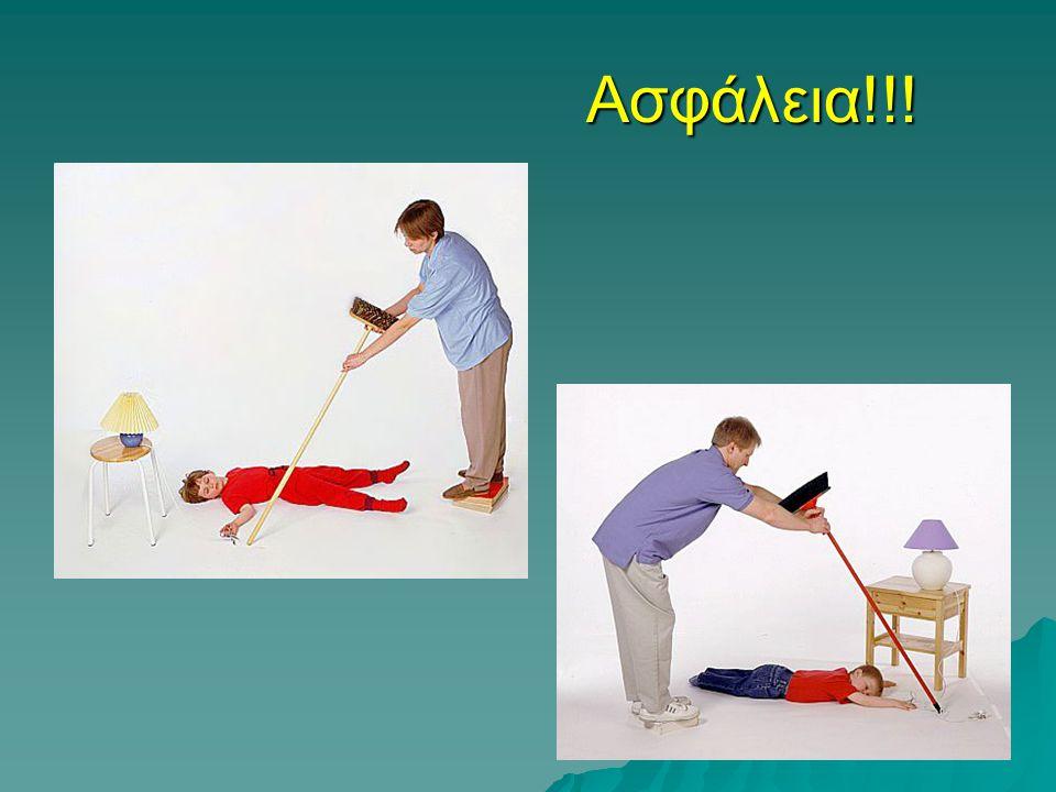 Ασφάλεια!!! Ασφάλεια!!!