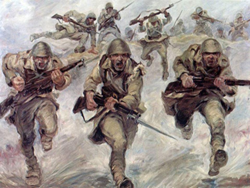 Η κήρυξη του πολέμου Ausbruch des Krieges