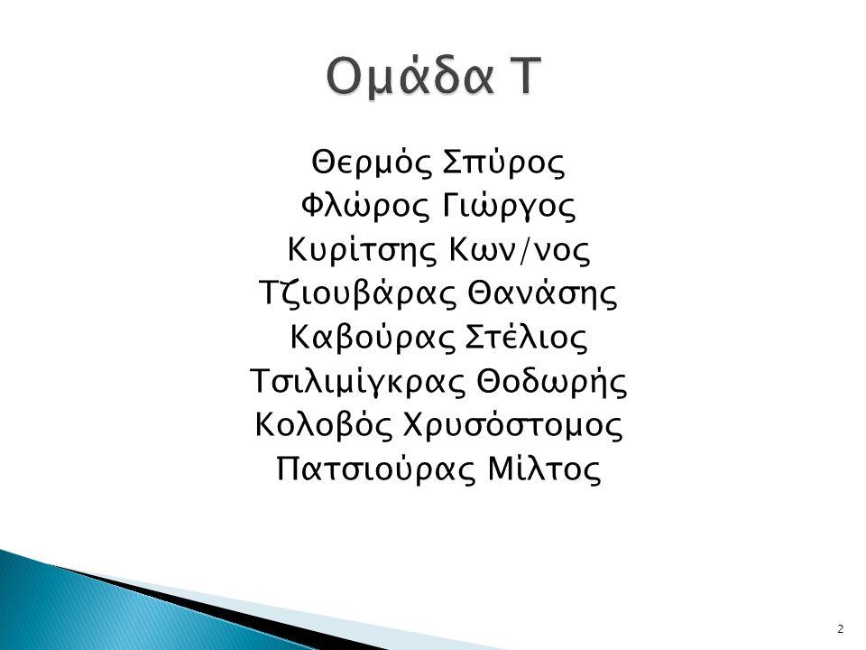 Θερμός Σπύρος Φλώρος Γιώργος Κυρίτσης Κων/νος Τζιουβάρας Θανάσης Καβούρας Στέλιος Τσιλιμίγκρας Θοδωρής Κολοβός Χρυσόστομος Πατσιούρας Μίλτος 2