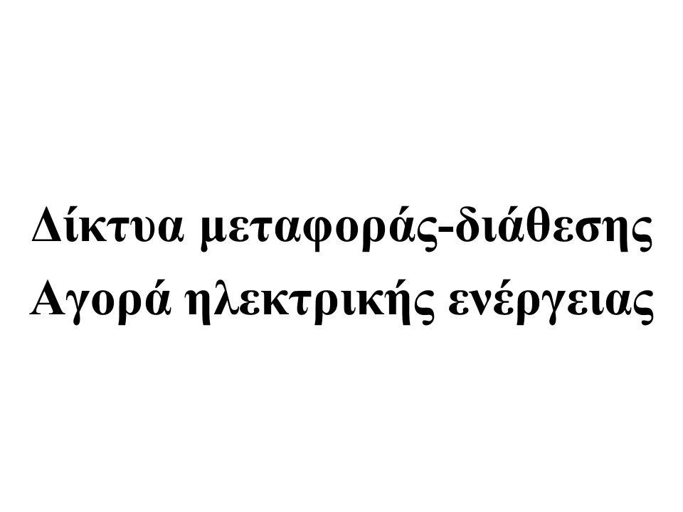 Η σταυρωτή ελαστικότητα ζήτησης ως προς την τιμή Η σταυρωτή ελαστικότητα ζήτησης του αγαθού i ως προς την τιμή του αγαθού j ορίζεται ως: ποσοστιαία μεταβολή της ζητούμενης ποσότητας του αγαθού I ποσοστιαία μεταβολή της τιμής του αγαθού j Η ποσότητα αυτή μπορεί να είναι θετική ή αρνητική.