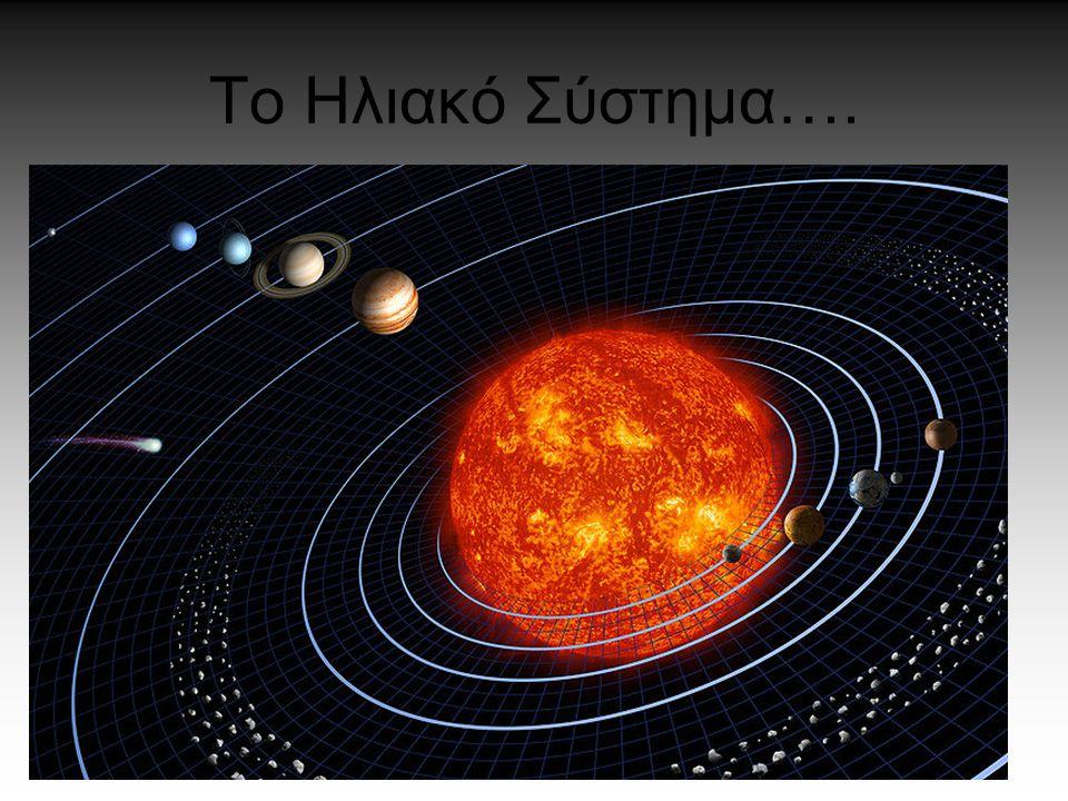 …και το δικό μας ηλιακό σύστημα!!