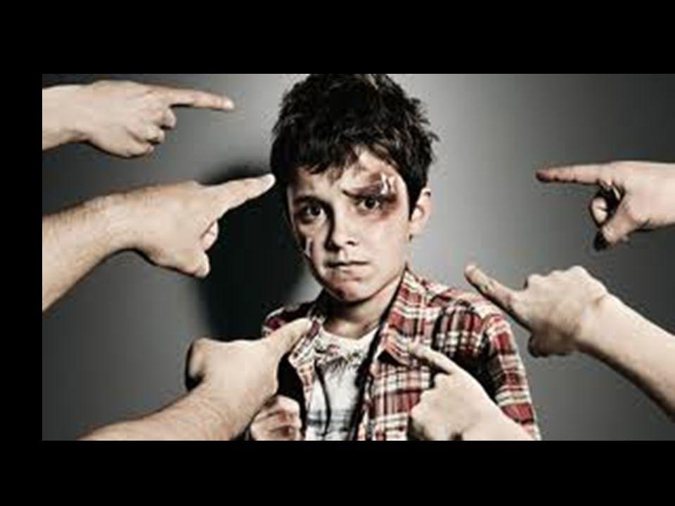 •Στις περισσότερες περιπτώσεις είναι πιο αδύναμοι, τόσο σωματικά, όσο και ψυχολογικά, από τους συνομήλικούς τους και διακατέχονται από συναισθήματα απ