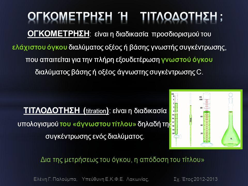 Πότε ένα πείραμα θεωρείται «καλό»; •Όταν είναι ΑΠΛΟ.