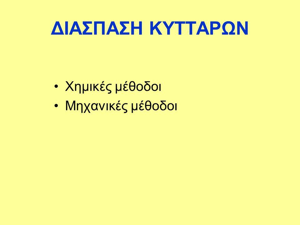 •Όταν η αντίδραση είναι καθοριστική του ρυθμού ο k είναι περίπου ανάλογος του (v/d) 1/2 •όταν η μεταφορά μάζας είναι καθοριστική τότε είναι ανάλογος του 1/d.