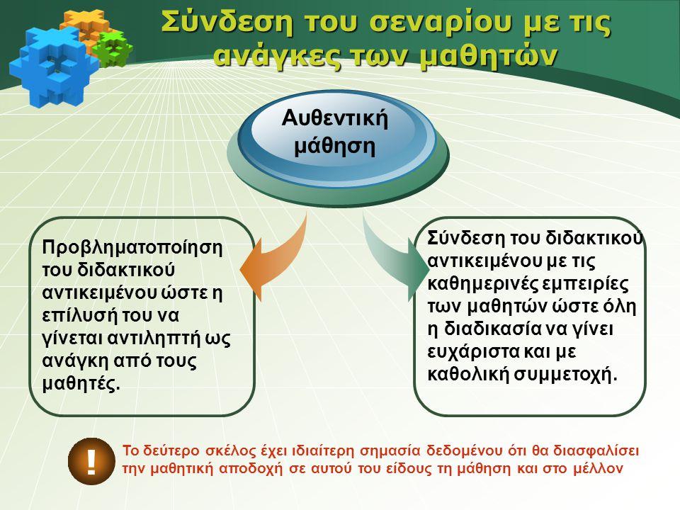 Ο διδακτικός μετασχηματισμός (1) Ο διδακτικός μετασχηματισμός (1) Τροποποίηση του διδακτικού αντικειμένου σε απλούστερα νοητικά σχήματα προκειμένου να καταστεί εύπεπτη η πρόσληψή του από τους μαθητές Γιώργος Άννα Νίκος Κική Νανά Μαθητικές εμπειρίες Νέο διδακτικό αντικείμενο Ελλοχεύει ο κίνδυνος ευτελισμού του νέου διδακτικού αντικειμένου και σε αυτό τον τομέα θα πρέπει να είμαστε προσεκτικοί .