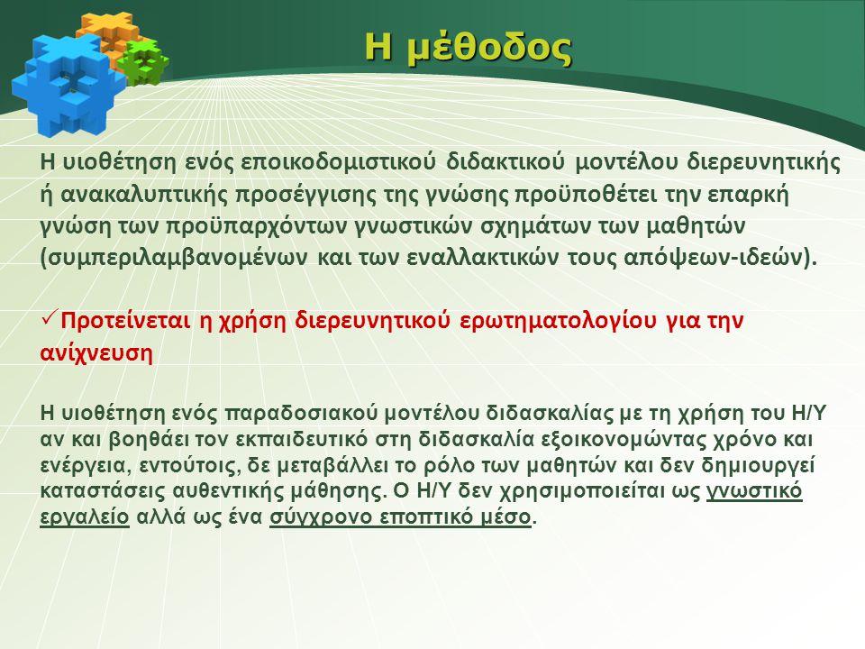Συνεργατική επίλυση προβλήματος Εντοπισμός προβλήματος Ανάλυση προβλήματος Διατύπωση στρατηγικών επίλυσης Σχέδιο δράσης-επίλυση Αξιολόγηση-αναστοχασμός Επιλογή εφικτών λύσεων