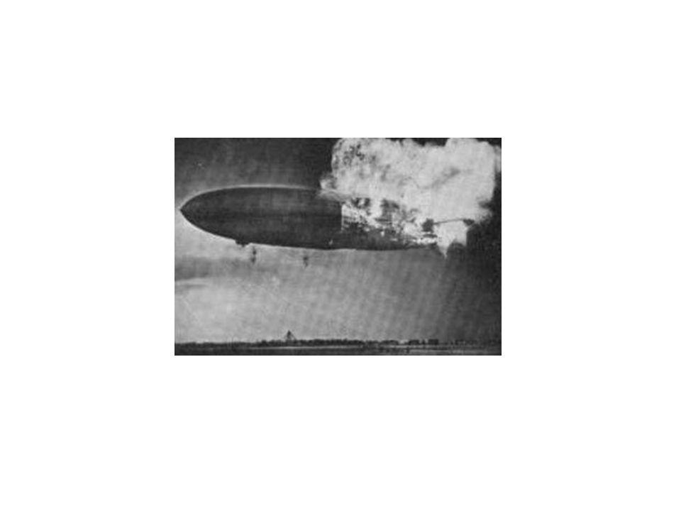 6 Μαίου 1937, New Jersey. Η καταστροφή του Hindenburg