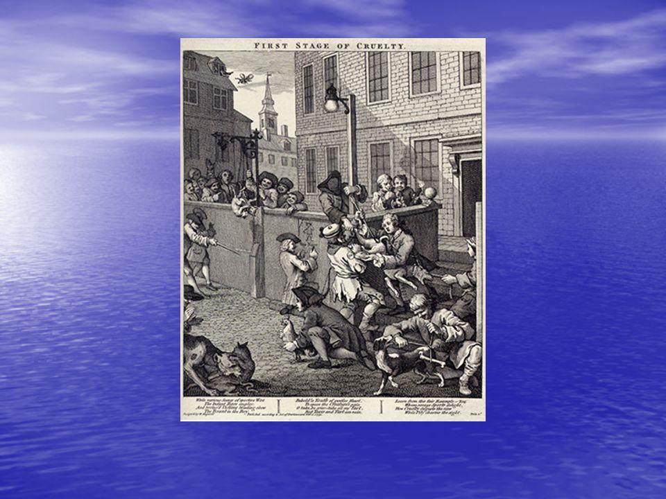 Στη Δεύτερη δείχνει έναν από τους χαρακτήρες της πρώτης εικόνας (Τομ), ο οποίος έχει γίνει οδηγός άμαξας και η κακοποίηση στο άλογο του προκάλεσε το κάταγμα του ποδιού του.