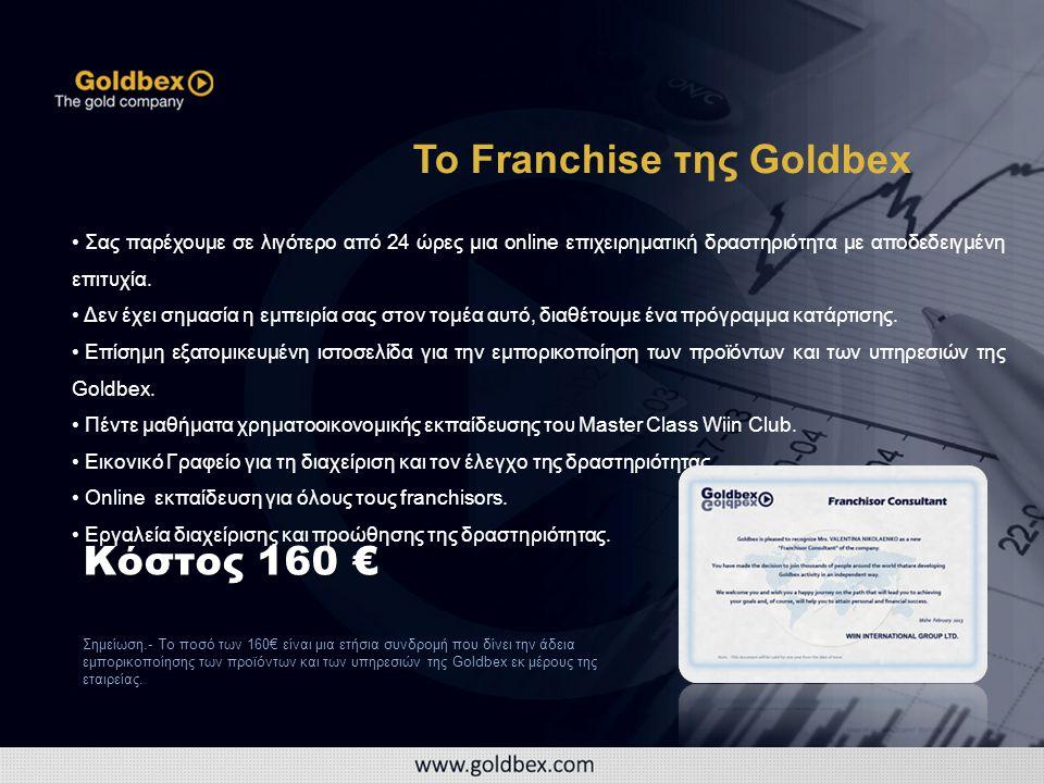 • Σας παρέχουμε σε λιγότερο από 24 ώρες μια online επιχειρηματική δραστηριότητα με αποδεδειγμένη επιτυχία.
