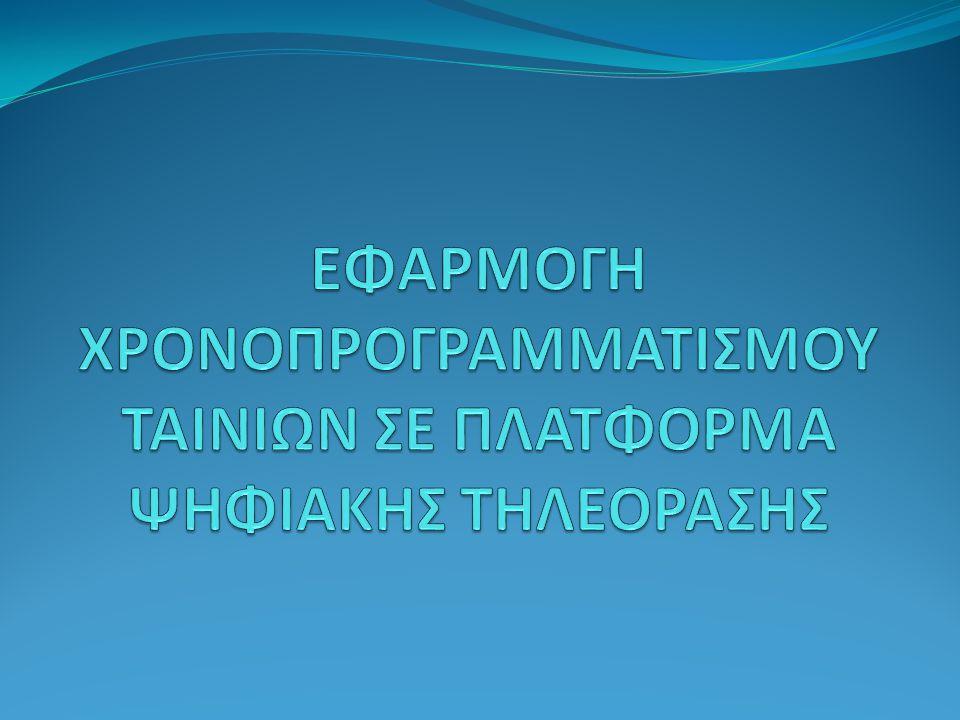 9. Παραδείγματα Χρήσης