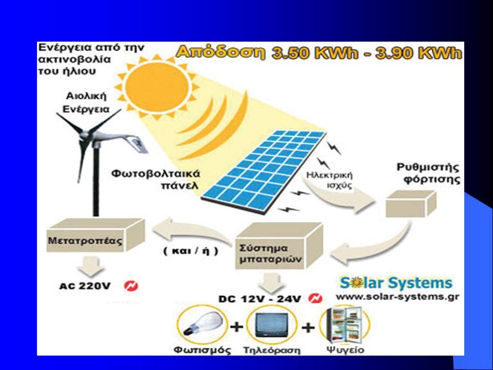  Ο ηλιακός θερμοσίφωνας είναι η πιο απλούστερη και πιο δημοφιλής συσκευή. Πρόκειται για ένα ενεργητικό ηλιακό σύστημα το οποίο ζεσταίνει νερό, εκμετα