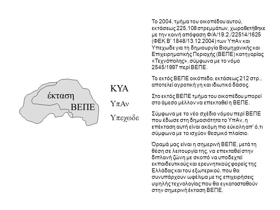 Μέτοχοι ΠΑΡΚΟ οικόπεδο ΑΓΕΤ 7 εκατ. € προσύμφωνο 4,2 εκατ.