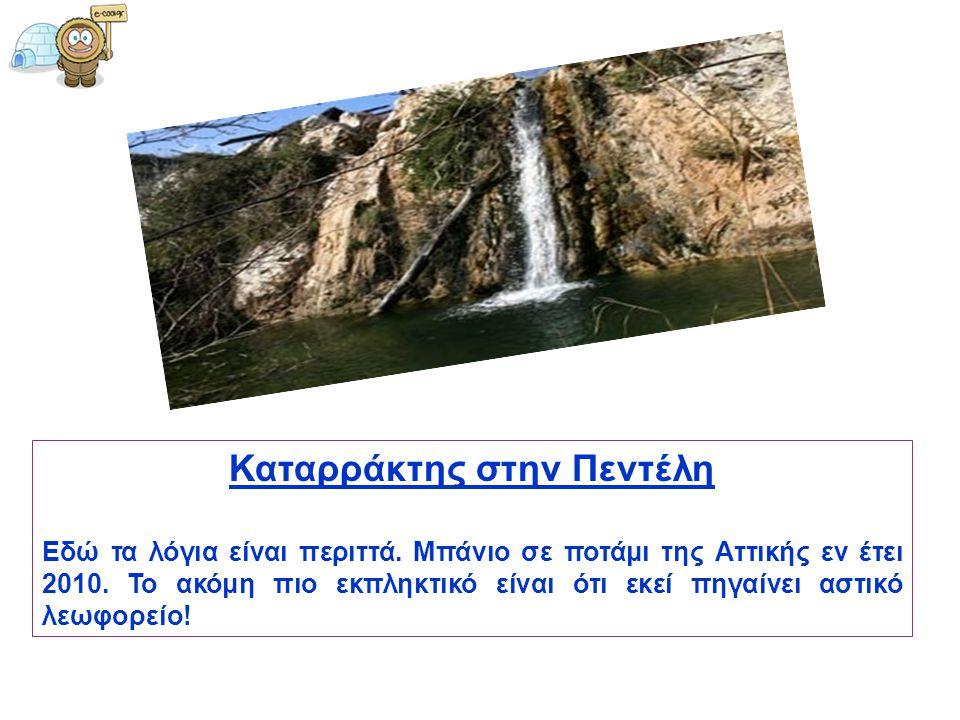 Εδώ τα λόγια είναι περιττά. Μπάνιο σε ποτάμι της Αττικής εν έτει 2010. Το ακόμη πιο εκπληκτικό είναι ότι εκεί πηγαίνει αστικό λεωφορείο!