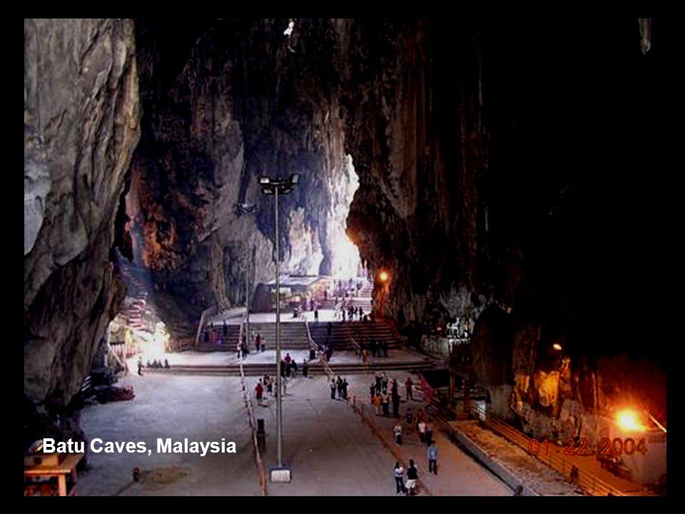 CAVES Μερικά από τα ωραιότερα σπήλαια του κόσμου.