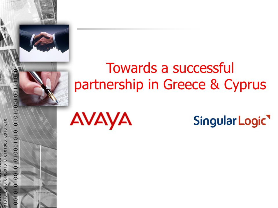 Towards a successful partnership in Greece & Cyprus