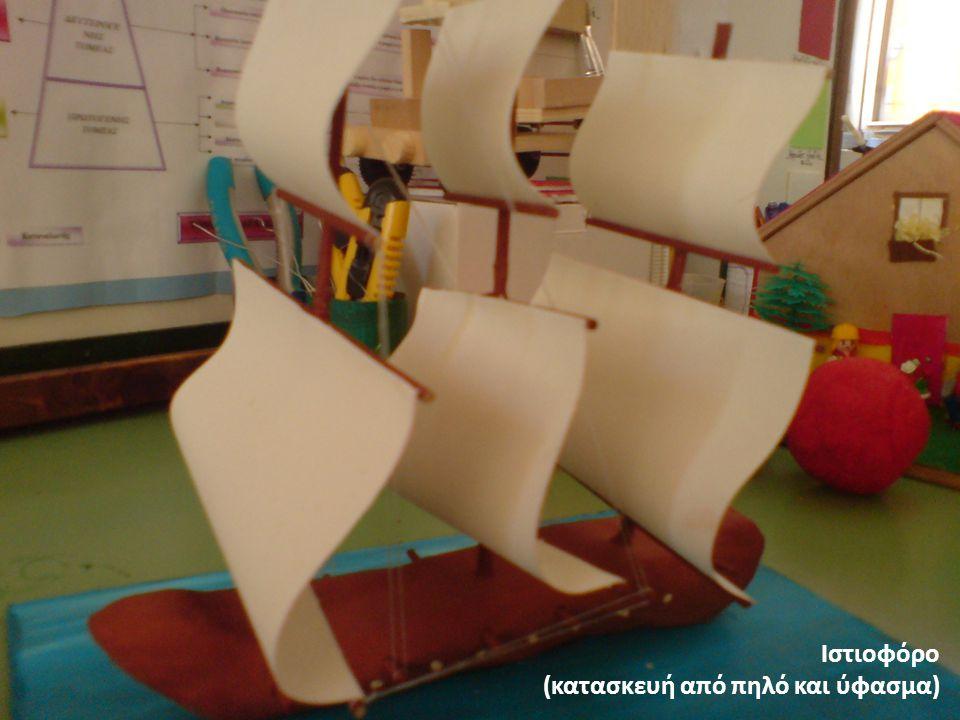 Τζάκι (κατασκευή από κουτί συσκευασίας, αλουμινόχαρτο, χαρτόνι)