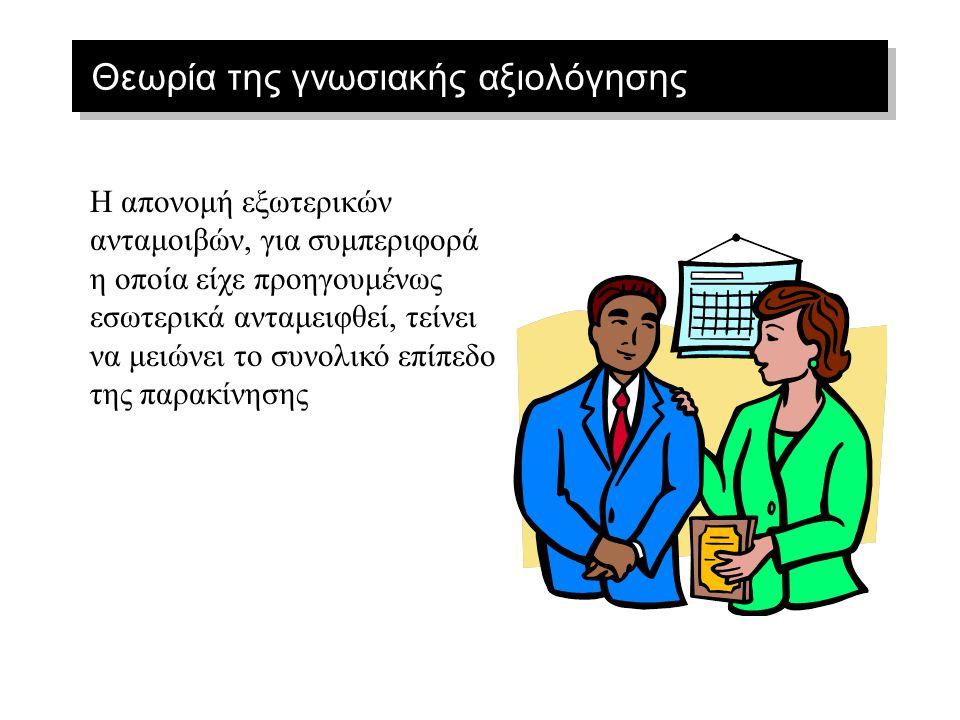 Αντιστοίχηση εργασιών με άτομα που αναζητούν το επίτευγμα «επιτευγματίες» Όσοι αναζητούν το επίτευγμα προτιμούν εργασίες που προσφέρουν: Προσωπική υπε